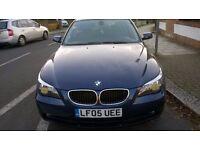 BMW 525d LHD car for sale