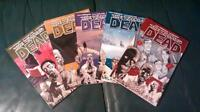 Walking Dead Volume 1-5