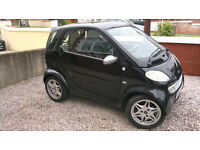 Smart cars wanted (non runners/Engine problems)