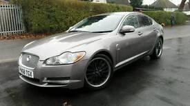 2008 58 Jaguar XF 2.7 TD auto grey luxury