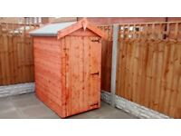 Brand new 6x4 security shed