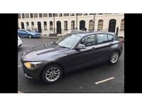BMW 1 series f20 118d SE 2.0 diesel 5dr Manual 2011 49k