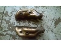 Audi A8 D2 2000 4.2 V8 Exhaust Manifolds Pair