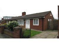 2.bedroom bungalow exchange from liverpool to ipswich or felixstowe