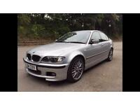 BMW 330d e46 M-Sport 6 speed Manual