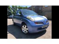 2005 Nissan Micra 1.2 SE 5 doors A/C + Alloys £895
