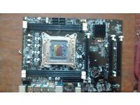 x79 LGA 2011 motherboard