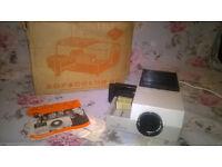 Vintage Agfacolor 50 Slide Projector