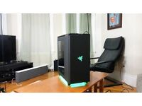 Razer Gaming / workstation pc with i7 3770k processor