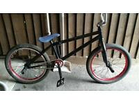 Custom BMX for sale or swap
