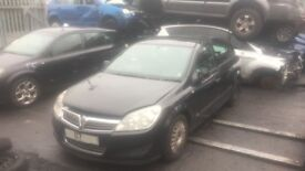 VAUXHALL ASTRA LIFE CDTI 2007 BREAKING FOR SPARES