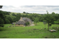 Smallholding with 5 acres + Gite + Stable & Workshop in FRANCE