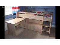Parisot Meubles Cabin Bed