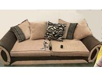 4 seater couch for sale - 2 pillow wide