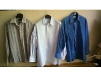 7 unworn mens shirts for sale