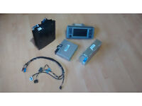 Range Rover L322 Audio systems/ECU AMP + Touch Screen Console