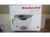 Kitchen Aid glass mixing bowl