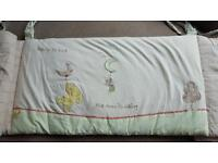 Cot Bumper Bedding Set 5 Piece
