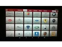 Brand New Car and Van Diagnostic Tool / Scanner/ Tablet