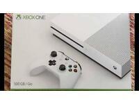 Xbox One Go 500gb