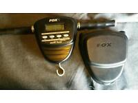 Fox digital scales