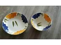 Italian bowls