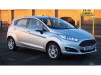 Ford Fiesta 1.5 TDCi Zetec 5dr 2013 Hatchback (FREE ROAD TAX / YEAR)