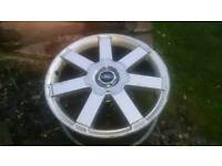 Ford mondeo alloy 18 inch