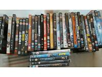 Collection of dvds