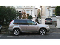 2006 NISSAN X-TRAIL AVENTURA A SILVER 4X4 - Service History