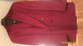 Plain All Wool Jackets By Van Kollem of Germany Size to fit chest 44 inch.