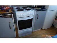 4xring single oven
