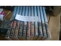 Complete set Bonanza dvd