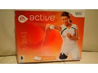 Wii Active Personal Trainer Software