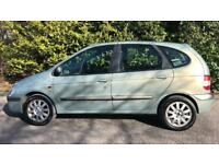 CHEAP AUTOMATIC RENAULT SCENIC FIDJI 1.6L (2003) full year mot