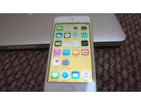 iPod touch 5th generation 32gb yellow