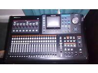 Tascam DP32 Multitrack Digital Recorder