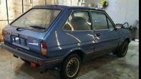 Ford Fiesta mk1 or mk2 wanted for project!!!