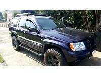 Jeep Grand Cherokee Limited 4.7 V8 Petrol