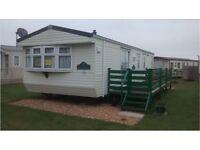 2003 Willerby Manor winterised Static Caravan DG/CH 2 bd,2 bth sleeps 6, Sited North Denes Lowestoft