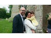 Au pair needed for charming 2yr old in Weybridge, Surrey. £600 pcm