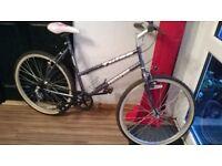 """ladies freespirit tulsa bike 26"""" wheels"""
