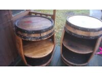 Whisky Barrel chillers