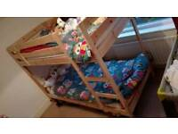 Bunk bed , cheap price for quick sale