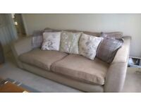 Oatmeal Sofa from DFS