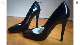 Kurt Geiger black Eden shoe s 3
