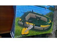 inflatable Seahawk 2 person