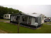 Ventura Pacific 250 Awning, Size 1075 (Made by Isabella)