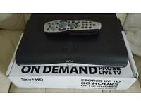 2 x Sky HD Boxes 500 Gb