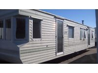 willerby herald - 3BRs - gas and electric heating static caravan